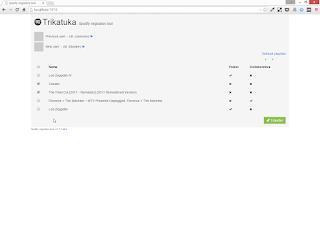 Trikatuka - screenshot
