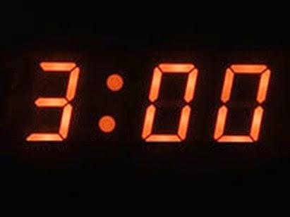 a verdade por trás da tão falada hora morta, ou hora do diabo, demônio, o mistério por trás de 3am