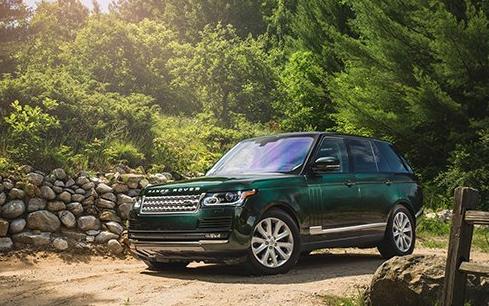 Review Range Rover TD6 Diesel