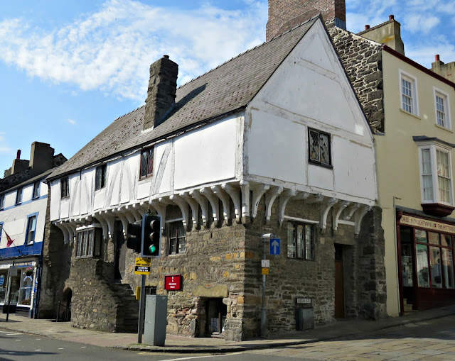 Aberconwy House, Conwy, Wales
