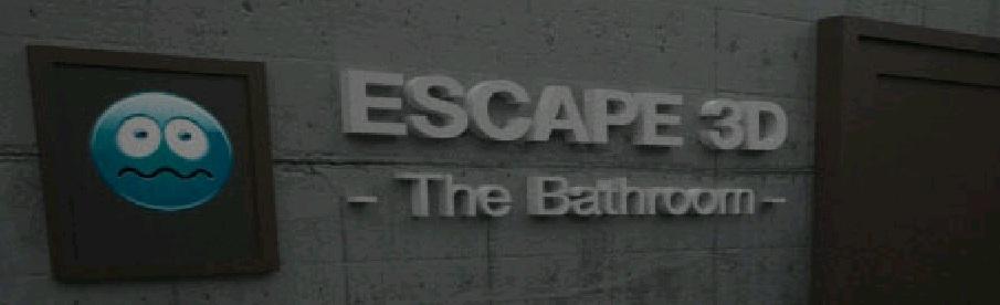 Solved Escape 3D The Bathroom Walkthrough