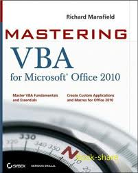 Mastering VBA for Office 2010, 2nd Edition
