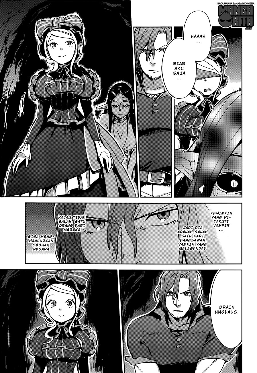 Baca Komik Overlord chapter 11 Bahasa Indonesia