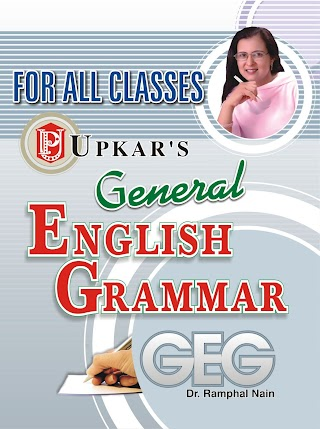 Upkar General English Grammar for All Classes