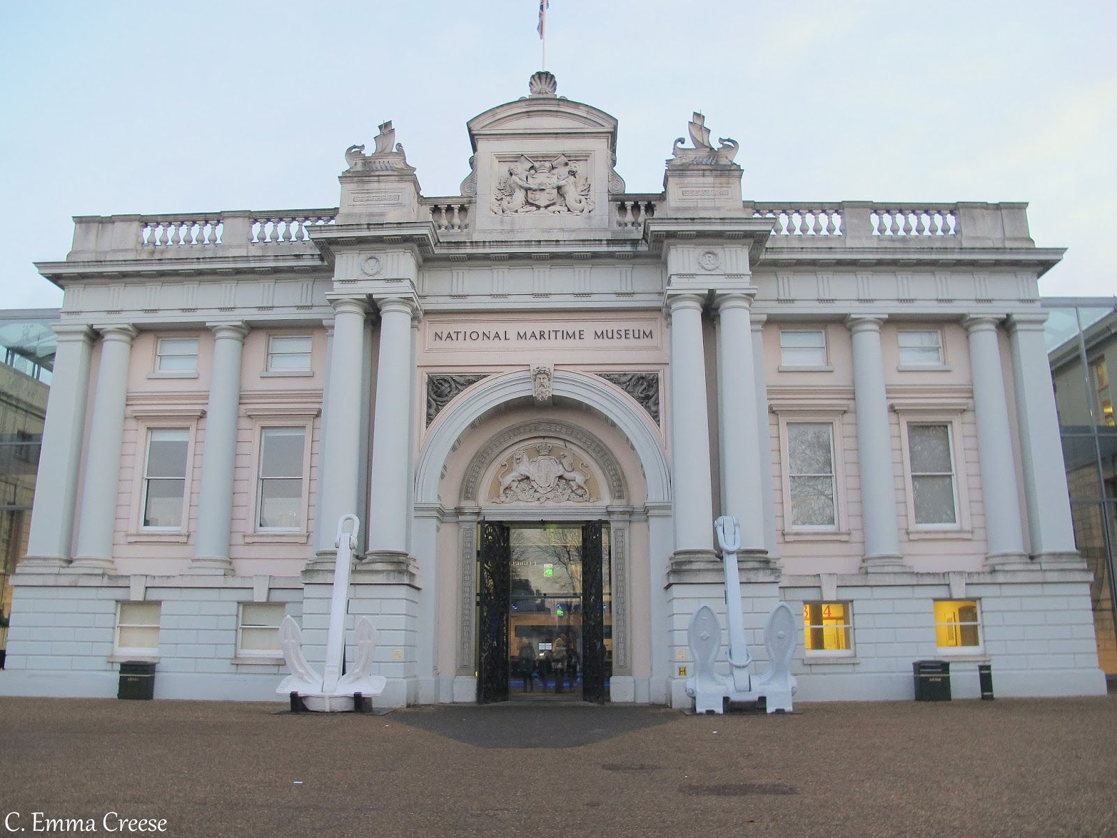 Visiting the National Maritime Museum: The Emma, Lady Hamilton – Seduction and Celebrity Exhibition
