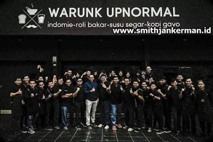 Lowongan Kerja Pekanbaru : Warunk Upnormal Desember 2017