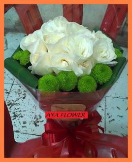 rangakaian bunga mawar ucapan ulang tahun