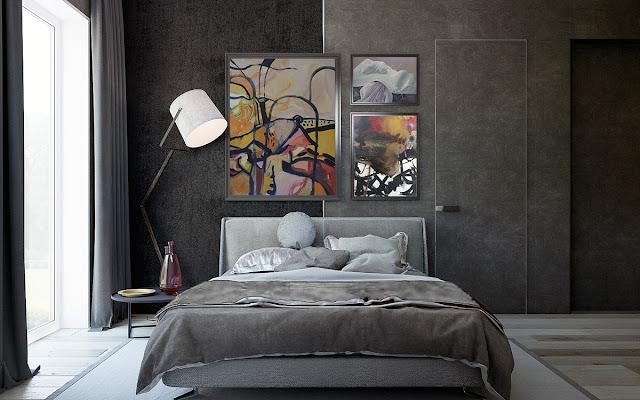 Gaudifond Arte: diseño de interiores con obra de arte de Enric Pascó i Ticó e Iris Lázaro