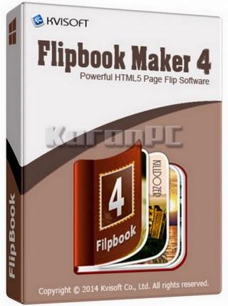 Kvisoft FlipBook Maker Enterprise 4.3.2.0 + Key