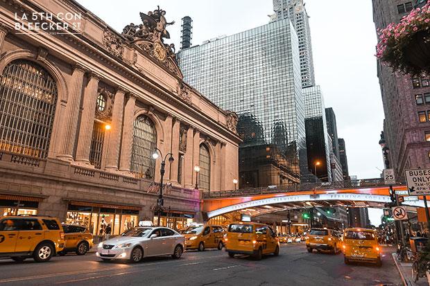 que hacer en Nueva York visitar grand central