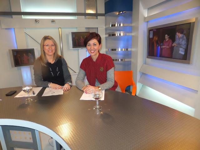 ¿ Objetivos 2016 ? Spiral Personal.Gabinete Social  & Coach en Onda Jerez TV
