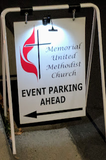 Living Nativity at Memorial United Methodist Church, Clovis, California