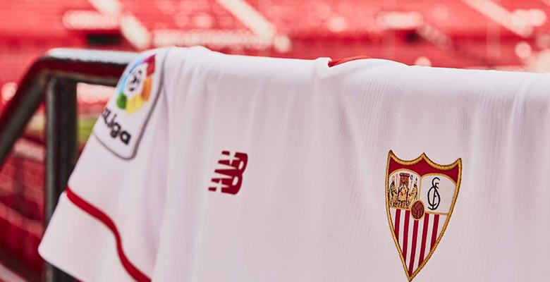 484553436 New Balance Football and Sevilla FC this evening launched the club s new  Home