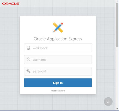 Upgrade Oracle Apex from 4 to version 5