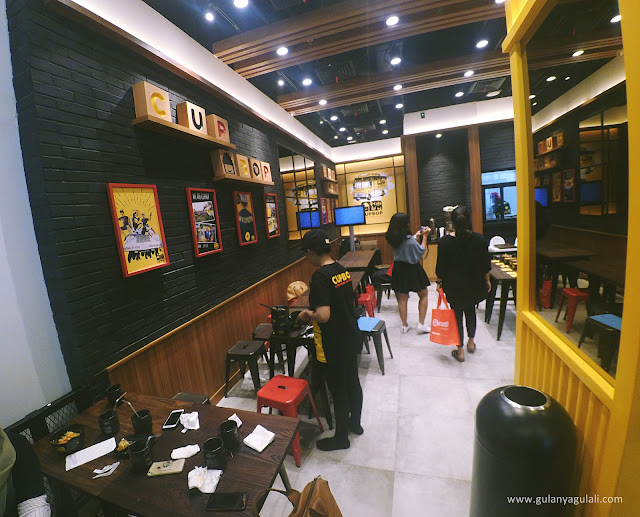 Cupbop Indonesia The First Korean BBQ in a Cup at Gandaria City