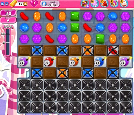 Candy Crush Saga 494