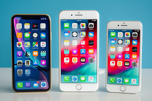 Doanh số iPhone của Apple giảm 1/5 trong quý IV