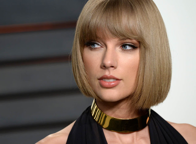 Taylor Swift estrenó el vídeo musical para New Romantics.