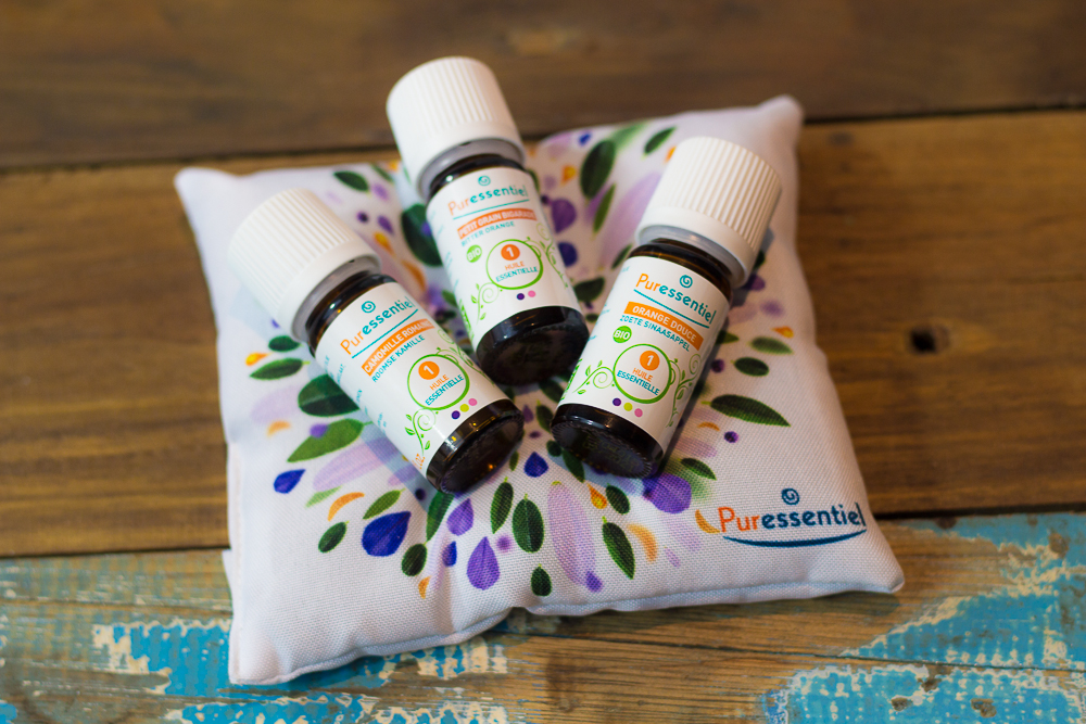 puressentiel - huile - essentielle