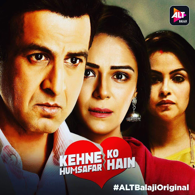 'Kehne Ko Humsafar Hain' Web Series on Alt Balaji Plot Wiki,Cast,YouTube