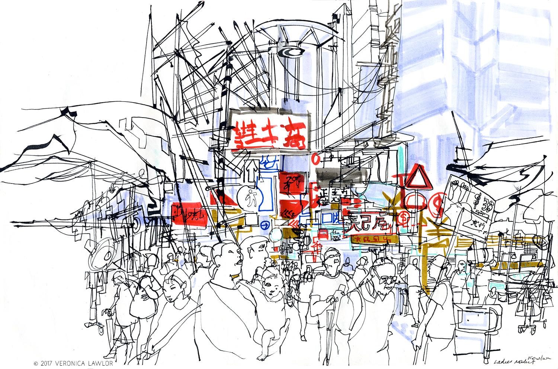 Hong Kong! | Urban Sketchers