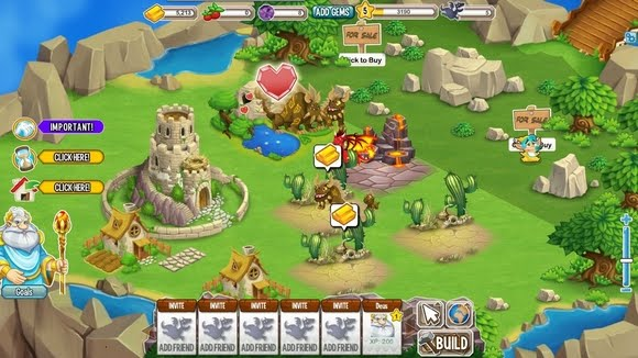 Dragon City Cheats and Tools for Facebook - TJS Daily