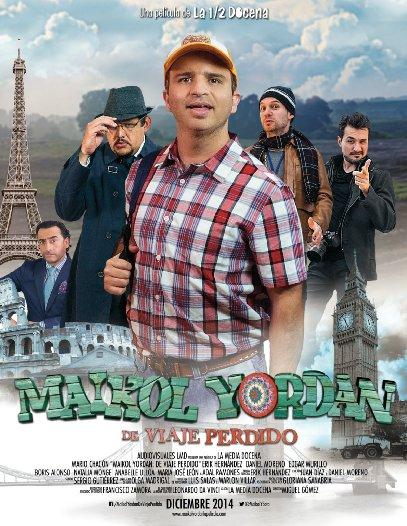 Maikol Yordan de viaje perdido [2014] [DVDR] [NTSC] [Latino]