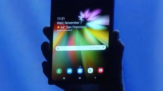 Samsung sẽ sản xuất hơn một triệu smartphone gập vào năm 2019