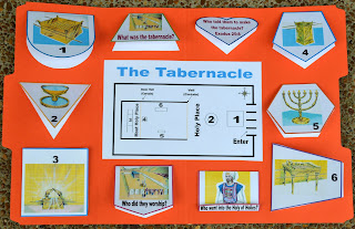 Craft Ideas For Building The Tabernacle