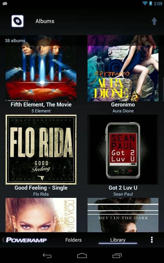 Poweramp Music Player Full version Free Download - Creative4Tech