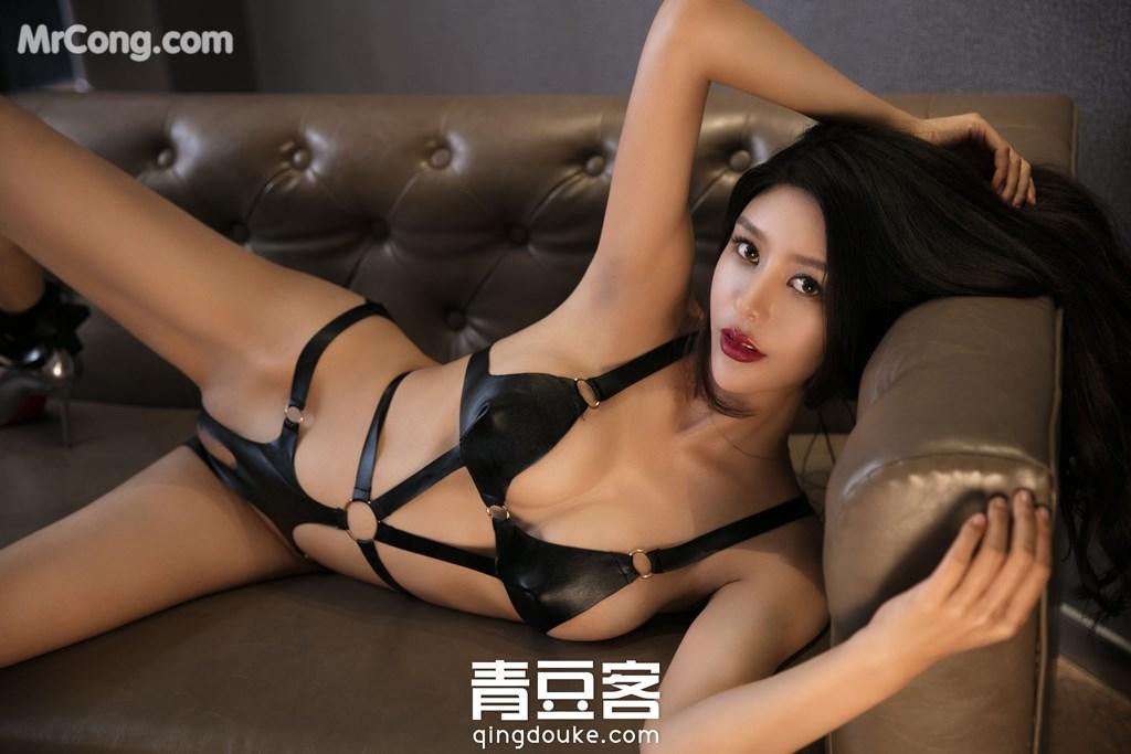 Image QingDouKe-2017-10-31-Li-Xiao-Ran-MrCong.com-001 in post QingDouKe 2017-10-31: Người mẫu Li Xiao Ran (李小冉) (51 ảnh)
