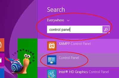 Cara Mematikan Komputer Windows 8 Lewat Menu Windows