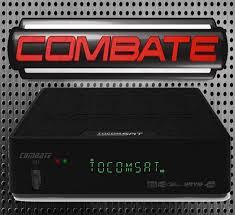 Atualizacao do receptor Tocomsat Combate HD V