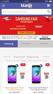 Promo Gadget Blanja.com