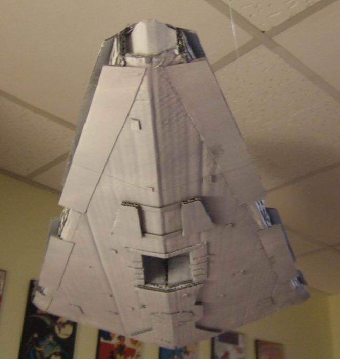 Death Star Light Fixture