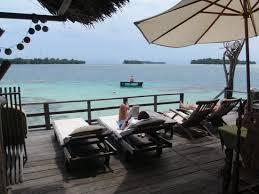 Liburan di Pulau Macan Kepulauan Seribu