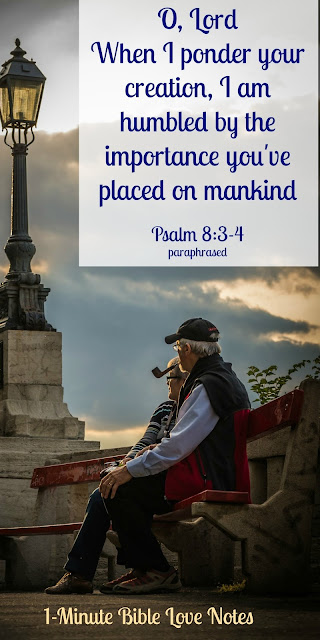 What Does God See in Us? Psalm 8:4