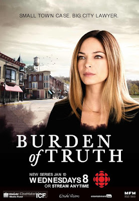 Burden of Truth The CW