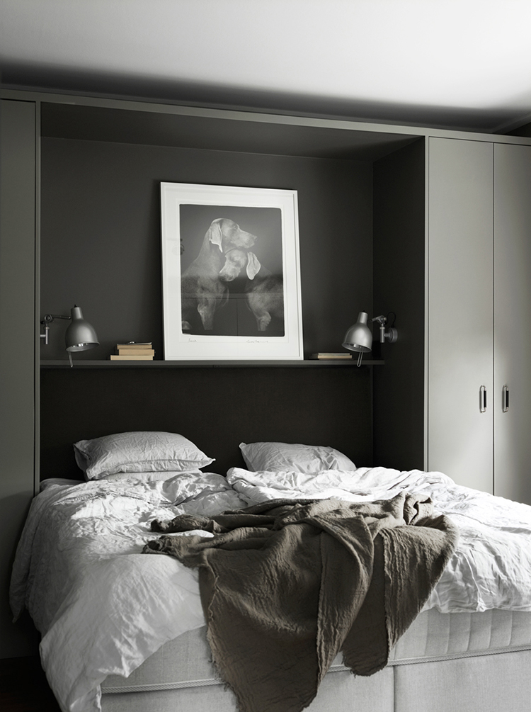 Bedroom inspiration via Elle Decoration