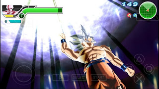NEW DRAGON BALL (MOD) TENKAICHI TAG TEAM MENU PERMANENTE ESTILO XENOVERSE 2 PARA ANDROID PPSSPP