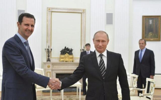 El apoyo de Putin a Assad supone un riesgo para Rusia