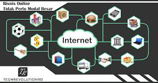 Bisnis Online Itu Mudah