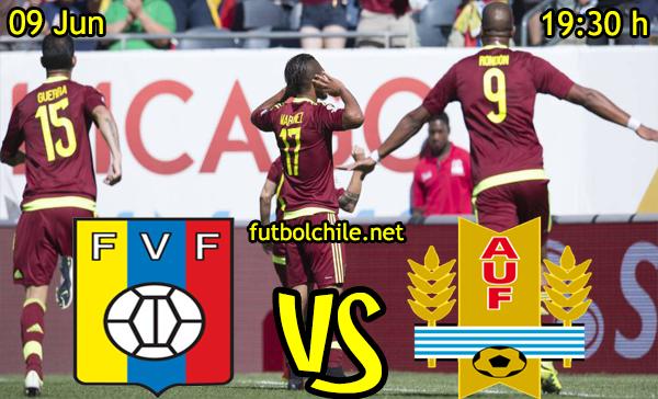 VER STREAM RESULTADO EN VIVO, ONLINE: Uruguay vs Venezuela