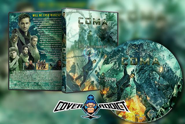 Coma (2020) DVD Cover