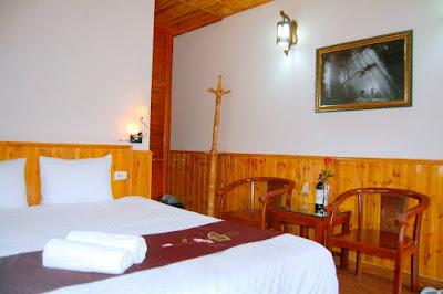 Khách sạn ấn tượng sapa