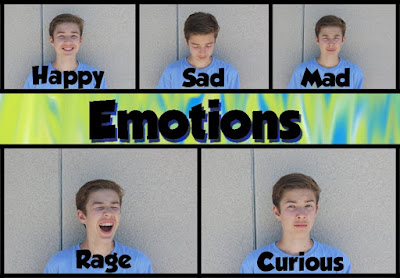 Adam A. Emotions project