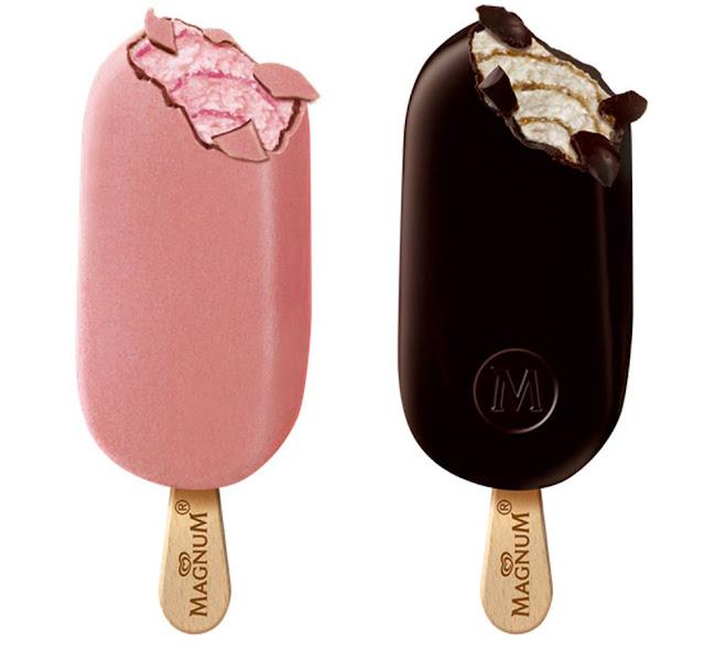 Llegan los nuevos Magnum Pink & Black; los helados creados para cautivar los paladares más atrevidos