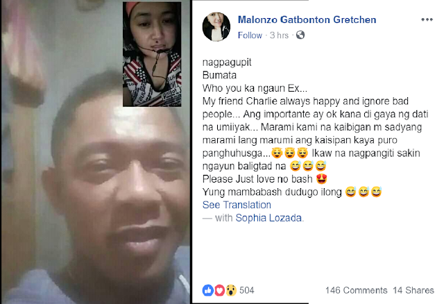 Man Who Was Left By His OFW Wife Found A New Love With Another OFW In Saudi.
