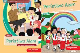Buku Kurikulum 2013 SD/MI Kelas 1 Tema 8 Edisi Revisi 2017 Untuk Guru dan Siswa