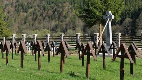 Cimitirul militar din Valea Uzului - Inspectoratul de Stat în Construcţii declară ilegală intervenţia Primăriei Dărmăneşti